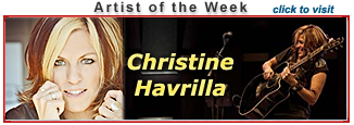 Artist Of The Week Christine Havrilla